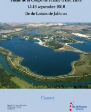 Jablines - French Finals Open-Water Cup 2018 - 40th and 41th Stages
