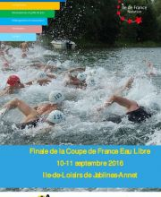 Jablines - French Open-Water Cup 2016 - 30th and 31th Stages