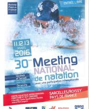 National Meeting of Sarcelles Val de France 2016