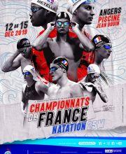 Championnats de France 2019 à Angers