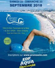 EDF Aqua Challenge - 2018 Nice