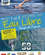 Millau - French Open-Water Cup 2019 - 37th and 38th Stages
