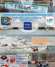 European Championships 2016 Open-Water at Hoorn