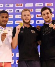 French 2015 Championships : 3rd on 1 500 m