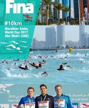 Abu Dhabi - 2nd stage of the Marathon World Cup 2017