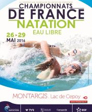 French Championships 2016 Open-Water at Montargis