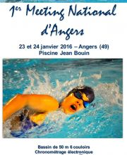 1st Angers National Meeting