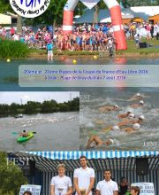 Gray - French Open-Water Cup 2016 - 20th and 21th Stages