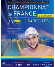 2019 French Indoor Open-Water Championships at Sarcelles