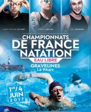 2017 French OpenWater Championships at Gravelines